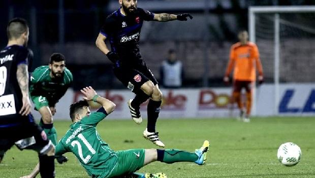 Στα τέσσερα γκολ σταμάτησε η αρμάδα του Μιλόγεβιτς