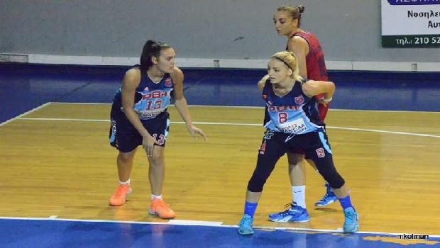 Πρόκριση στο final four ο Πανιώνιος στο γυναικείο Μπάσκετ