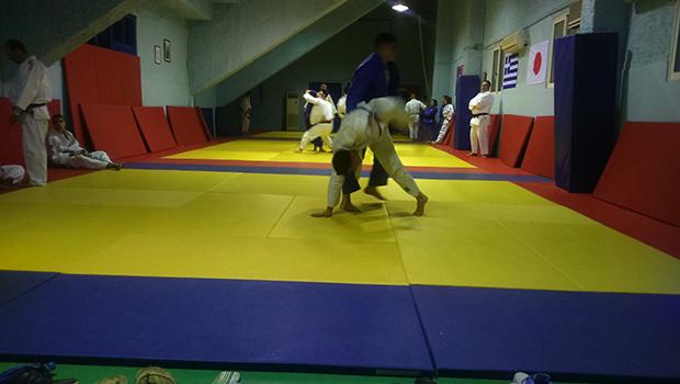 Μεγαλειώδη προπόνηση με πολλούς judoka έκανε σήμερα ο Πανιώνιος(pics) (video)