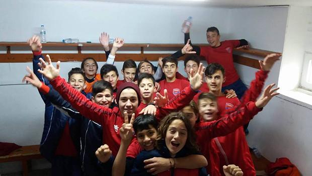 Η Κ14 του Πανιώνιου στον τελικό του Novus Cup (Video)