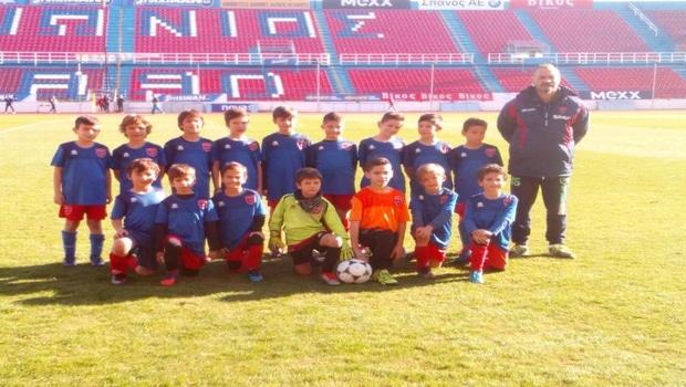 Πρόγραμμα αγώνων Ακαδημιών Ποδοσφαίρου