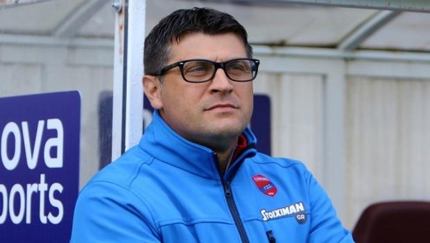 Μιλόγεβιτς: «Αφήνουμε πίσω το παιχνίδι αυτό και κοιτάμε το επόμενο ματς με την Πλατανιά»