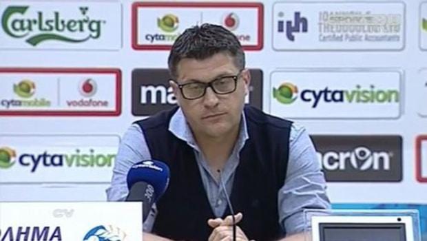 Μιλόγεβιτς:»Κοιτάξαμε να είναι όλοι οι παίκτες καλά πάνω απ' όλα»