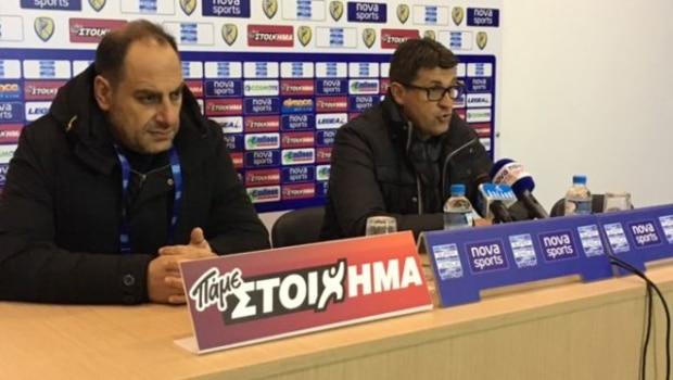 Μιλόγεβιτς: «Δεν αμφιβάλλω για την αξία των παιχτών μου»