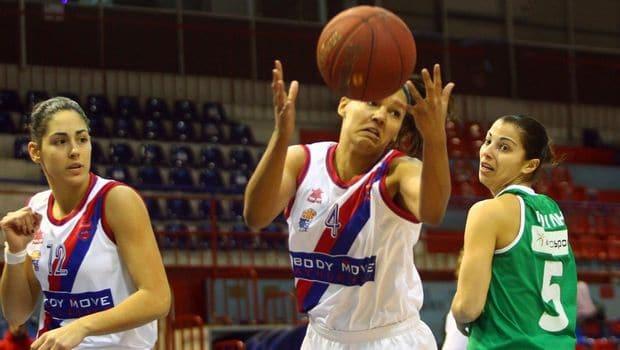 Μπάσκετ γυναικών: Πανιώνιος-Άρης