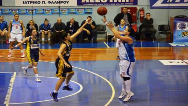 Μπάσκετ γυναικών:Στις 28/2 η κλήρωση του Κυπέλλου