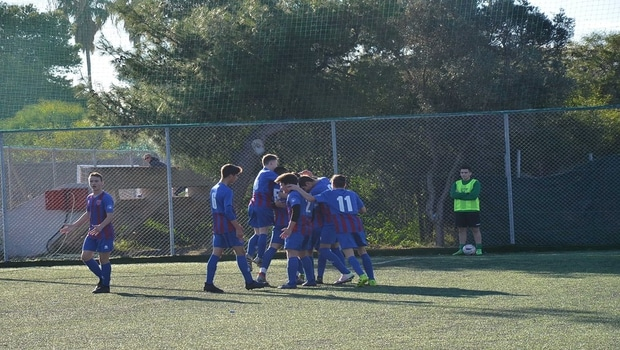 H K16 στον Τελικό του BOCA CUP (Photo)