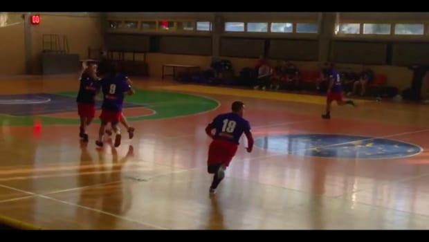 Χάντμπολ:Μεγάλη νίκη στο Λουτράκι με 22-24