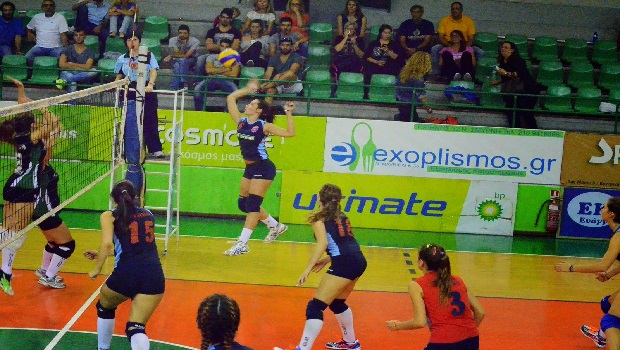 Μεγάλη νίκη στο f4 των Νεανίδων στο Volleyball