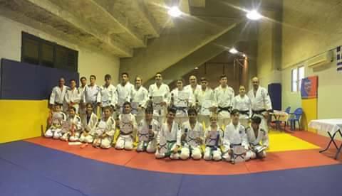 Το τμήμα Judo του Πανιώνιου κόβει την πίτα του