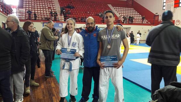 Τουρνουά Judo Ολυμπιονίκη με πολλά μετάλλια ο Πανιώνιος