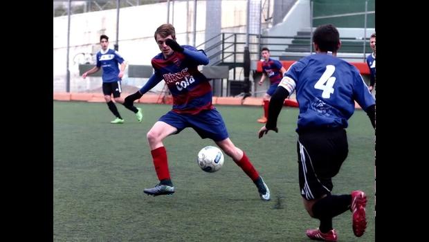 Κλήση στην Εθνική U-17 του Τσερεγκώφ