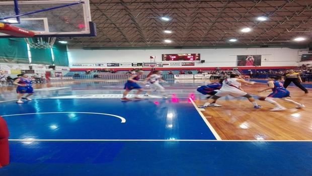 Μπάσκετ γυναικών: Πανιώνιος – Νίκη Λευκάδος 55-65