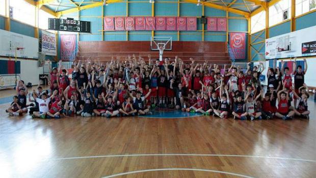 Σεμινάριο αθλητικής ψυχολογίας από την ακαδημία μπάσκετ του Πανιώνιου