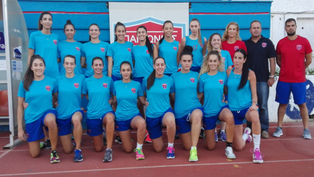 Η νέα εμφάνιση του Γυναικείου Volley (Pics)