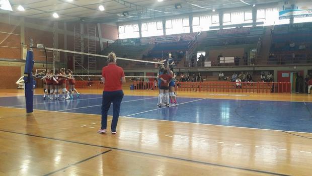 Φιλική νίκη 3-1 την Ηλιούπολη στο βόλεϊ γυναικών