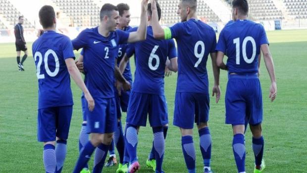 Οι Ελπίδες 5-1 την Μολδαβία