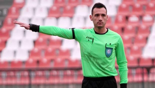 Ο Τζοβάρας σφυρίζει την Πέμπτη στο Κύπελλο Ελλάδος