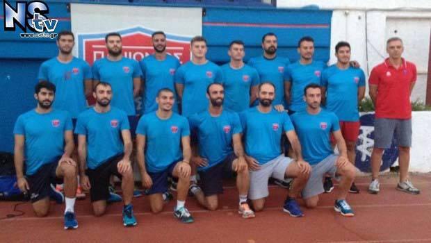 Η κλήρωση του Κυπέλλου Ελλάδος για το Βόλεϊ ανδρών