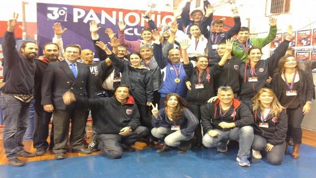4ο Διεθνές τουρνουά Τζούντο Panionios Cup