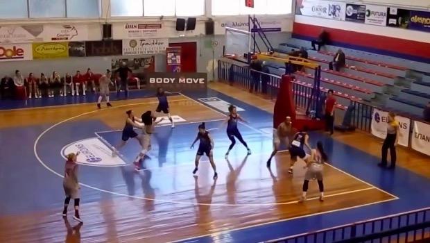«Τρένο» οι γυναίκες στο μπάσκετ 5 στα 5