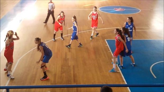 Σαρώνουν οι νεανίδες του Πανιώνιου στο μπάσκετ