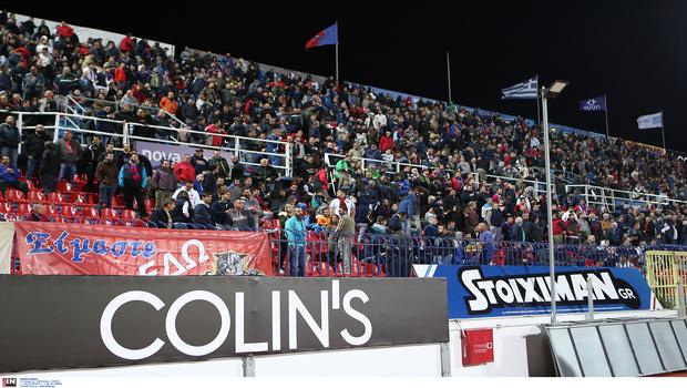 Η COLINS νέος υποστηρικτής της ΠΑΕ Πανιώνιος