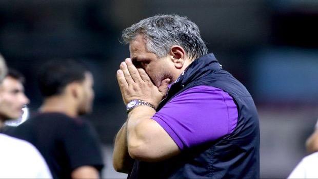 Ζαμάνης: «Ευχαριστώ τον προπονητή και τους παίκτες μας»