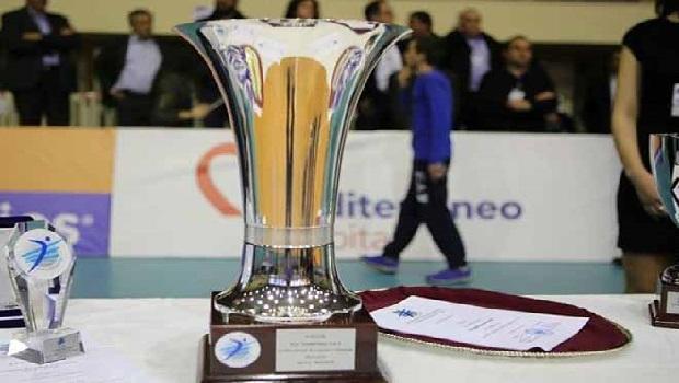 Βόλεϊ Ανδρών: Έγινε η κλήρωση για το Κύπελλο Ελλάδος