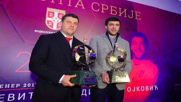 Προπονητής της χρονιάς στη Σερβία ο Βλάνταν Μιλόγεβιτς