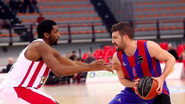 Ολυμπιακός vs Πανιώνιος Βίκος Cola 87-65
