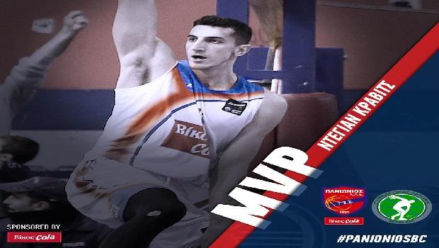 Κράβιτς: «Ο Πανιώνιος θα είναι και του χρόνου στην Basket League»