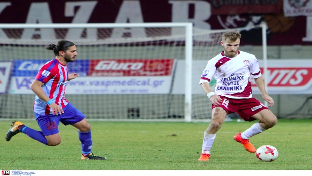 Τα επίσημα στιγμιότυπα του Λάρισα – Πανιώνιος 0-0