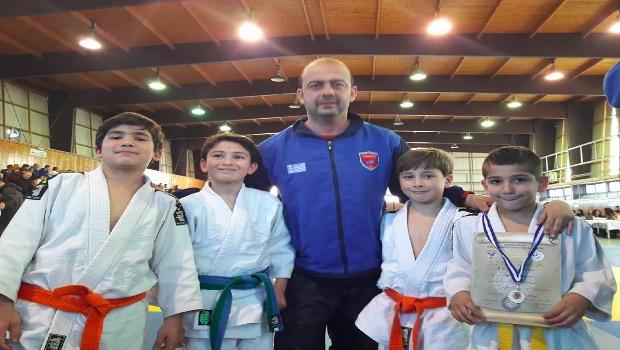 Πανιώνιος Judo: Τουρνουά Αχαρνών 8 μετάλλια σε 11 αθλητές (Pics)