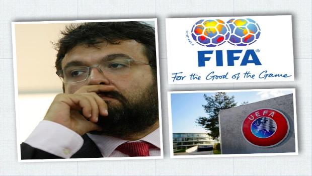 Η UEFA & FIFA τάσσονται υπέρ του GREXIT ενώ ο Βασιλειάδης τώρα παρακαλάει