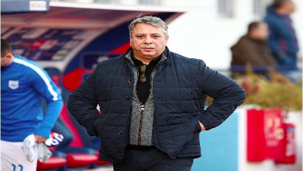 Νίκος Ζαμάνης: «Είχαμε μεγάλη ατυχία φέτος. Σχεδόν η μισή ομάδα δεν έπαιξε στον ένα γύρο»