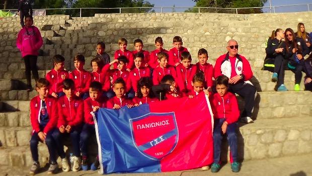 Κυπελλούχος η Κ10 του Πανιώνιου στο τουρνουά junior A και Β στο Σοφικό Κορινθίας (Pics)