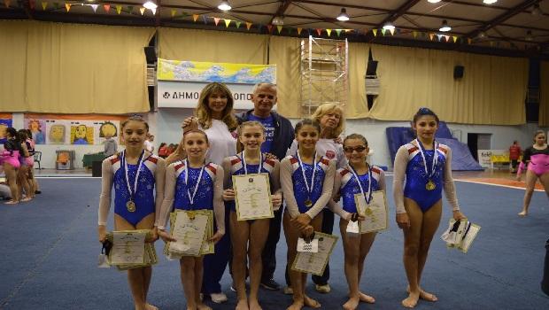 Πανελλήνιο Πρωτάθλημα Ενόργανης Γυμναστικής Παίδων-Κορασίδων
