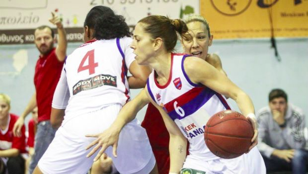 Basket Α1 γυναικών: Καλύβια vs Πανιώνιος 76-68