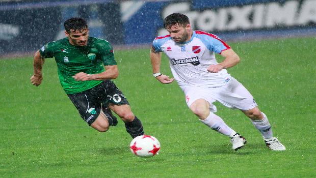 Βροχή και γκολ στην Νέα Σμύρνη Πανιώνιος Λεβαδειακός 2-0 (Pics)
