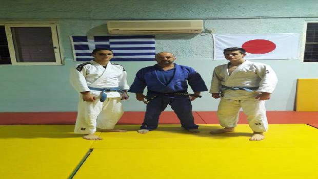 Σε διεθνές τουρνουά Judo ο Πανιώνιος στο Βέλγιο
