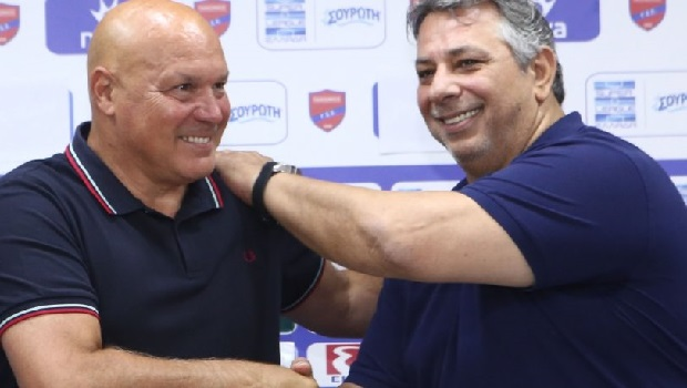 Ζαμάνης: «Θα καλύψουμε τα θέλω του προπονητή μας και θα βοηθήσουμε το έργο του»