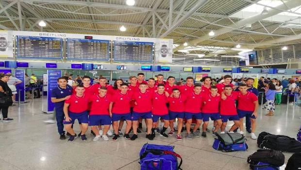 Σε διεθνές τουρνουά ποδοσφαίρου στην Ισπανία η Κ15 του Ιστορικού