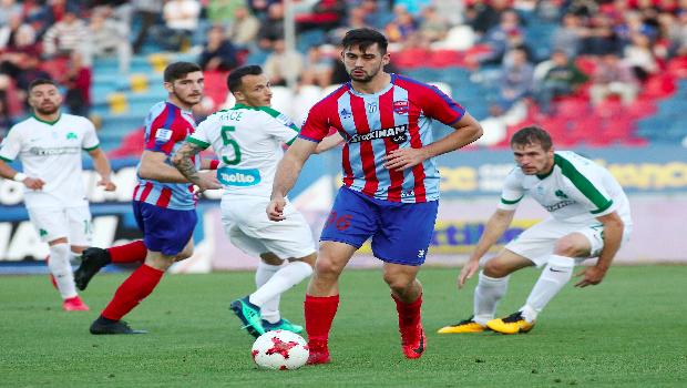 Τα goal του Φιορίν Ντουρμισάι στον Πανιώνιο 2017-2018 (Vid)