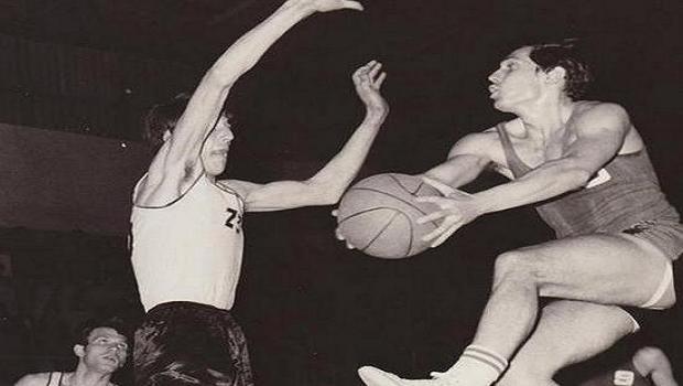 Δημήτρης Φωσσές ένα από τα «κανόνια» του Ελληνικού Πρωταθλήματος μπάσκετ
