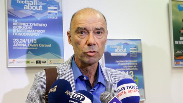 Δάρας: «Θα διαπραγματευτούμε νέο συμβόλαιο»