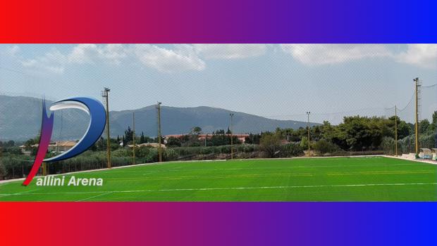 Ξεκίνησαν οι προπονήσεις στο ανανεωμένο «Pallini Arena»