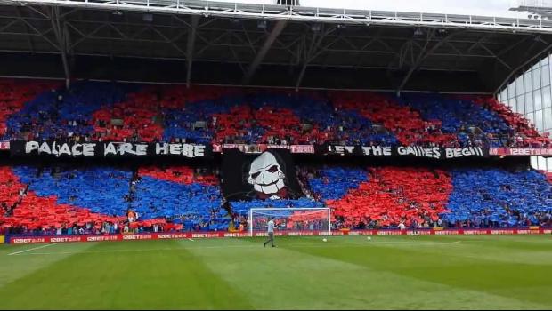 Η οικονομική βοήθεια των Holmesdale Fanatics της Crystal Palace στους πυρόπληκτους