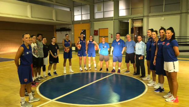 Ξεκίνησε προπονήσεις η γυναικεία ομάδα μπάσκετ του Ιστορικού (Pics)