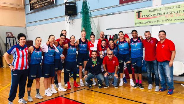 Πρώτη θέση η γυναικεία ομάδα μπάσκετ του Πανιώνιου στο τουρνουά «Μπιζάνεια 2018» (Pics)
